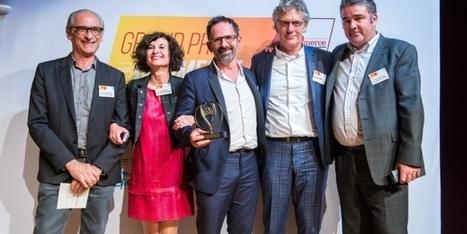 Grand Prix du Commerce : Les Vitrines de Saverne reçoivent le prix de l'Association de commerçants 2015   Unions Commerciales   Scoop.it