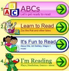 """Starfall's Learn to Read with phonics 