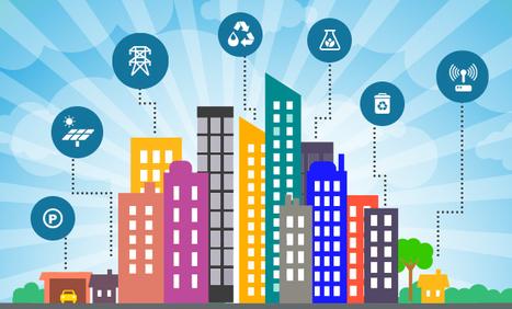 Nokia publie «The Smart City Playbook» pour la construction de villes plus intelligentes   Mobiles Idées   Scoop.it
