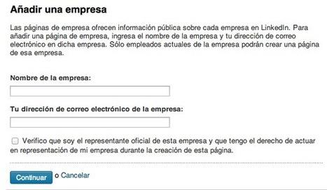 Claves para potenciar tu página de empresa en Linkedin   GS Consulting. Internet   Scoop.it