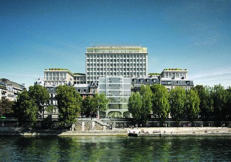 Paris donne 22 cartes blanches à l'imagination | Michel NAHON | Scoop.it