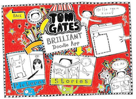 Tom Gates Brilliant World   Books   Scoop.it