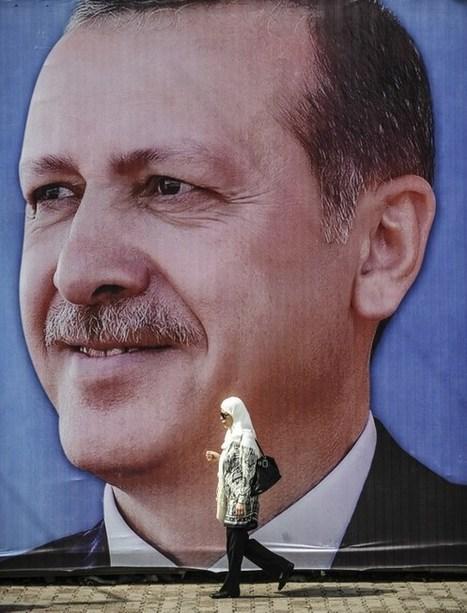 Turquie : l'égalité hommes-femmes est «contre-nature» selon le président   Advertising trends   Scoop.it