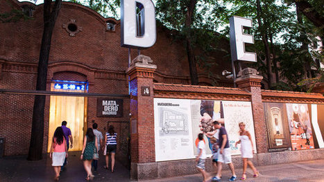 At Matadero, Red Bull Adds Money (and Energy) to Culture | Entrepreneur culturel | Scoop.it