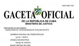 Cuba publishes new foreign investment law « Cuba Standard, your best source for Cuban business news   Business Video Directory   Scoop.it
