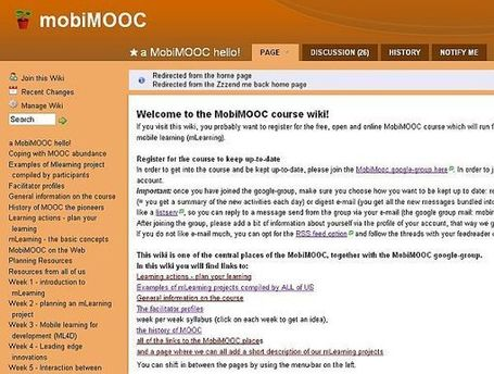 MoocGuide - 4. Designing a MOOC using social media tools | Formation ouverte a distance | Scoop.it