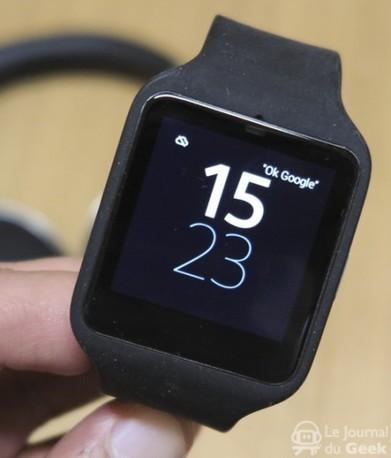 Test : Sony Mobile SmartWatch 3 | Hightech, domotique, robotique et objets connectés sur le Net | Scoop.it