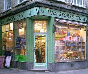 Lina Stores Delicatessen London (Soho) | More Than Just A Supermarket | Scoop.it