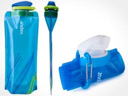Réutilisable, pliable, lavable, durable : VAPUR, l'anti-bouteille | Bien fait pour moi : nouveautes shopping et bons plans au masculin | Scoop.it