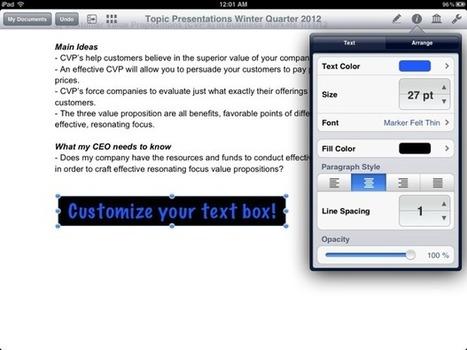 PDFpen: A PDF Editing Powerhouse | iPad.AppStorm | Edtech PK-12 | Scoop.it