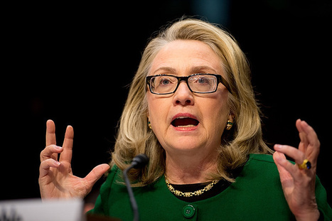 'Guccifer' hacker sends out Hillary Clinton's memos on Benghazi | Global politics | Scoop.it