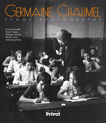 Germaine Chaumel, femme photographe | Archives municipales de Toulouse | Scoop.it