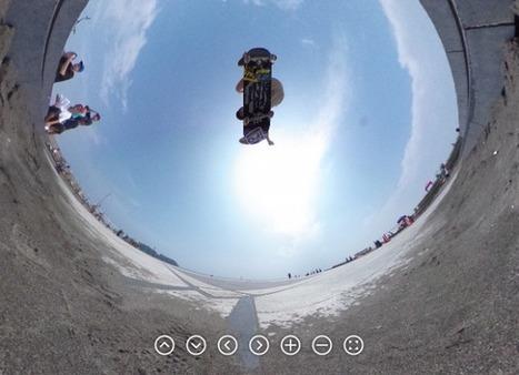IFA 2013 : une nouvelle caméra Theta capture des clichés sphériques à 360º d'une seule pression   Soho et e-House : Vie numérique familiale   Scoop.it
