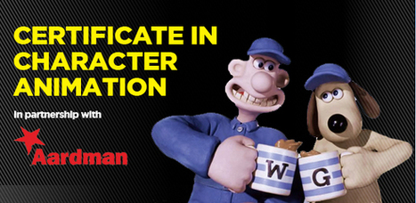 Certificate in Character Animation   National Film and Television School   Educational Technology   Scoop.it