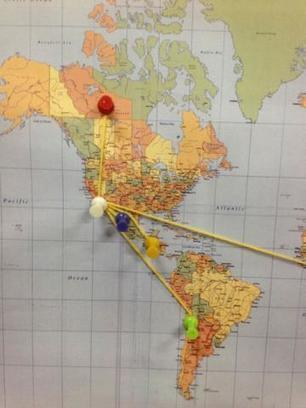 1. How far has my food travelled? Research + Mapping | Primary geography | Scoop.it