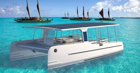 Six sun-powered ships | Heron | Scoop.it