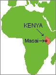 Map of Lasai | Little Soldier Africa | Scoop.it