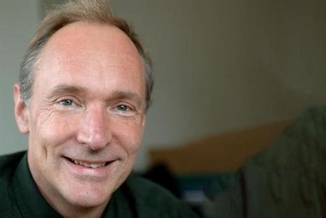 Tim Berners-Lee: AI will not be running a robot with a body, it will run corporations | Futurewaves | Scoop.it