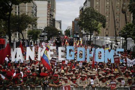 Tensions avec les Etats-Unis : le président du Venezuela obtient des pouvoirs spéciaux | Venezuela | Scoop.it