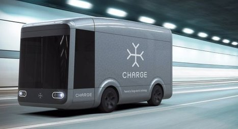 Britain's Charge to debut new electric truck in 2017   Alternative Powertrain News   Scoop.it