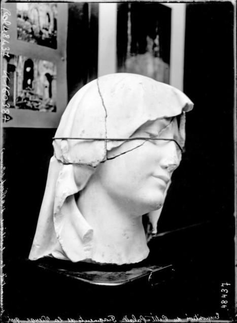 1914-1918 Le patrimoine s'en va-t-en guerre | L'observateur du patrimoine | Scoop.it