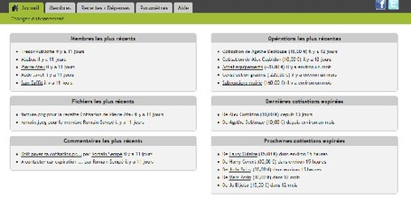 Peakasso: gestion en ligne d'associations | formation 2.0 | Scoop.it
