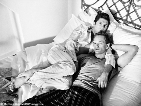 PHOTO: Neil Patrick Harris and Fiance Open Up About Their Romance | TonyPotts | Scoop.it