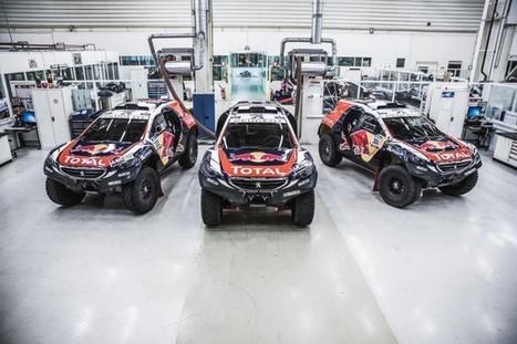 Peterhansel : «Je n'ai jamais été aussi rapide pendant une séance d'essai» | Tout savoir le constructeur automobile Peugeot | Scoop.it