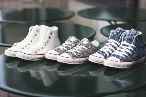 Everything Converse Chuck Taylor All-Star Sneakers | Chuck Taylor | Scoop.it