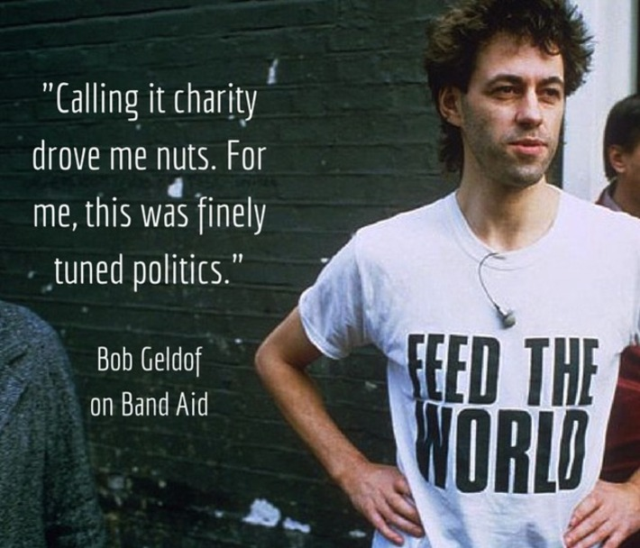 Band Aid & Live Aid: Responding to The Critics | Cultural History | Scoop.it