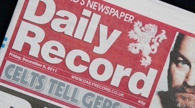 Price increase for Saturday edition of the Daily Record | allmediascotland…Your key to the media | Media Mac | Scoop.it