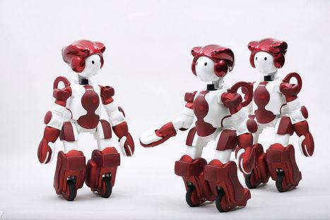 Avec Emiew 3, Hitachi veut compter sur le marché des robots humanoïdes   Robotique & Intelligence artificielle   Scoop.it