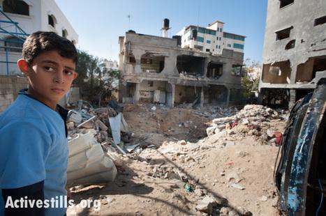 Gaza ground invasion: Shedding the pretense of 'precision'   +972 Magazine   Slash's Palestinian and Israeli pages   Scoop.it