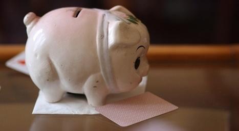 L'inégalité salariale, ça commence très tôt..... : avec l'argent de poche ! | A Voice of Our Own | Scoop.it