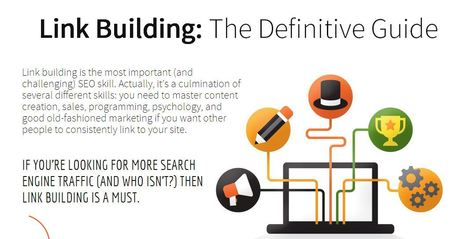 Link Building for SEO: The Definitive Guide | Links sobre Marketing, SEO y Social Media | Scoop.it