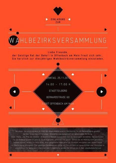 Bauhaus Poster Designs | Graphic Design | Scoop.it