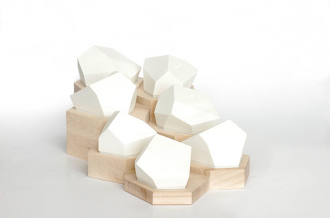 A Pillbox's Funky Shapes Help You Remember Your Meds | Co. Design | Healthcare Marketing Blog Topics | Scoop.it