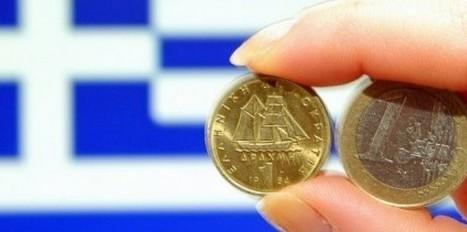 Et si la Grèce retournait à la drachme tout en gardant l'euro | Monnaies En Débat | Scoop.it