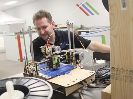 Fab Lab hopes to buy permanent space   Today's Manufacturing News   Scoop.it