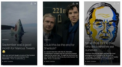 You Can Finally Make Your Own Twitter Moments - Here's How   Articles   Scoop.it