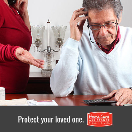 Financial Abuse Protection for seniors   Home Care Assistance of Boca Raton   Scoop.it