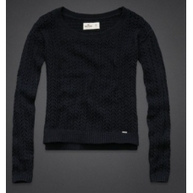 Abercrombie and Fitch UK,BELLEFLOWER SWEATER NAVY | My favourit photos | Scoop.it
