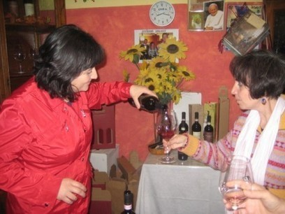 Umbrian Wine Tour…Drink and Be Driven! |Brigolante Guest Apartments | Gusto Wine Tours - Umbria | Scoop.it