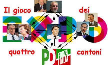 L'Expo e il gioco dei quattro cantoni | beppegrillo.it | Imprese a 5 Stelle | Scoop.it