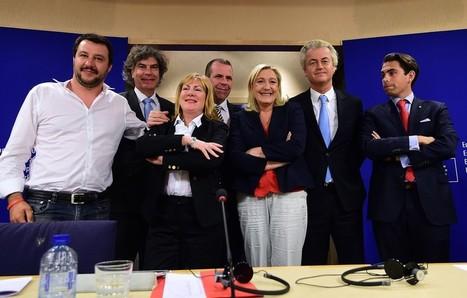 Matteo Salvini : raciste, nationaliste et... de plus en plus populaire en Italie | FLE et nouvelles technologies | Scoop.it