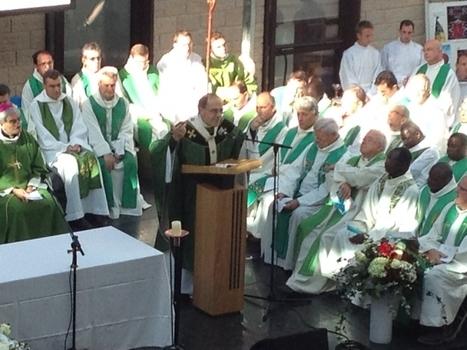 [DOSSIER] Inauguration du campus Saint-Paul de l'UCLY à Lyon | L'UCLy dans la presse | Scoop.it