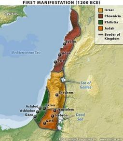 The Geopolitics of Israel: Biblical and Modern | Geospatial Human Geography | Scoop.it