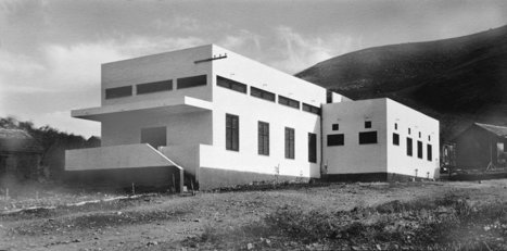 The Influence of Bauhaus on Architecture in Early Palestine and Israel | D_sign | Scoop.it