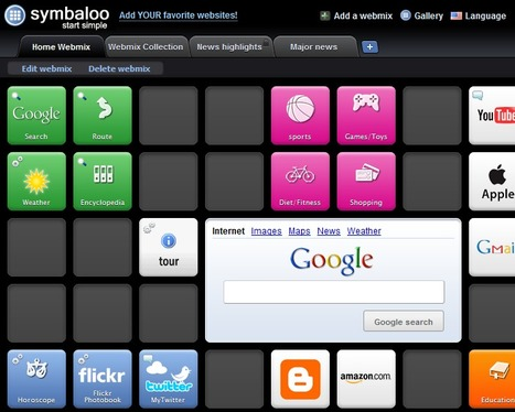 Symbaloo | Access your bookmarks anywhere | educational technology for teachers | Scoop.it