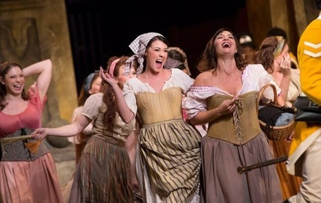 Un opéra australien interdit Carmen pour des raisons antitabac | Musique classique en Suisse et ailleurs | Scoop.it